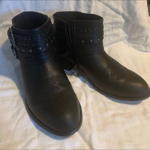 Torrid ankle boots 12.5W